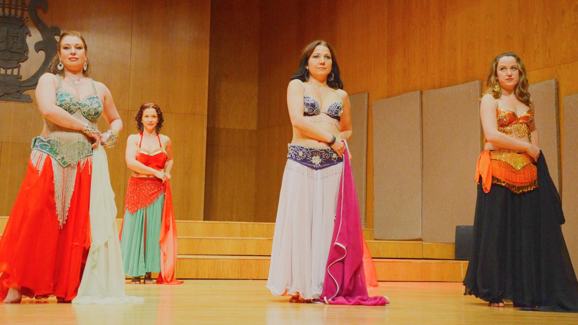 diferencia entre la danza oriental y tribal- escuela de danza stardanze