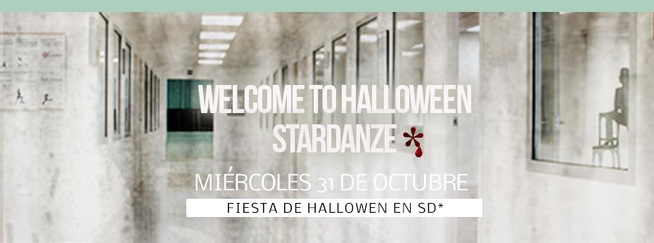 fiesta de halloween stardanze