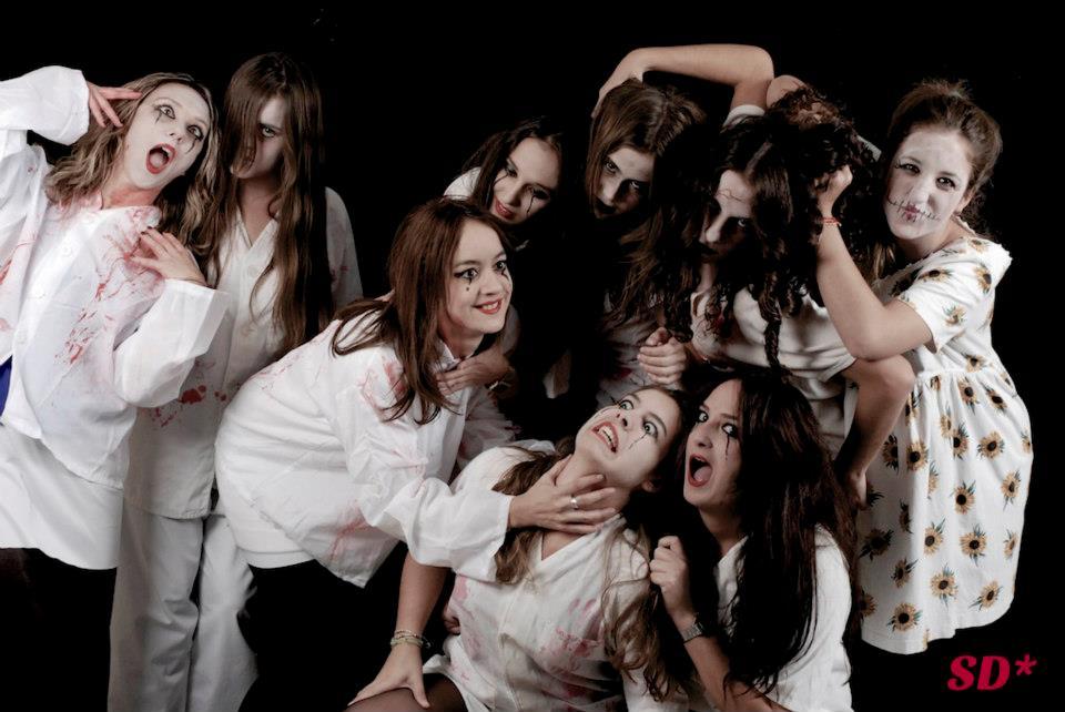 fiesta de halloween - escuela de danza stardanze