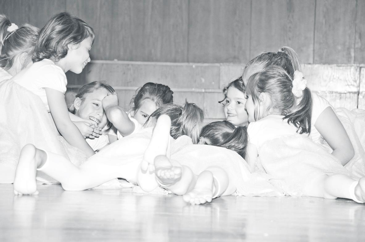 clases de baile para niños - escuela de danza stadranze