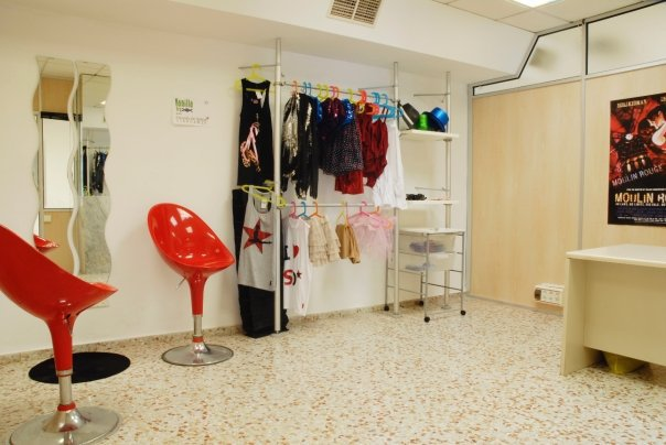tienda de danza - escuela de danza stardanze