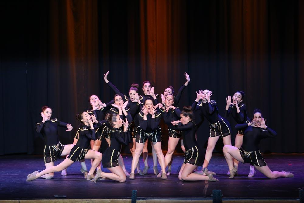 Pruebas de Acceso Competición de Baile - Escuela de Danza