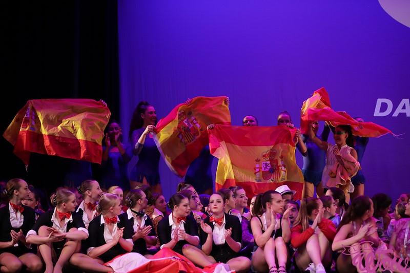 competición de danza - stardanze