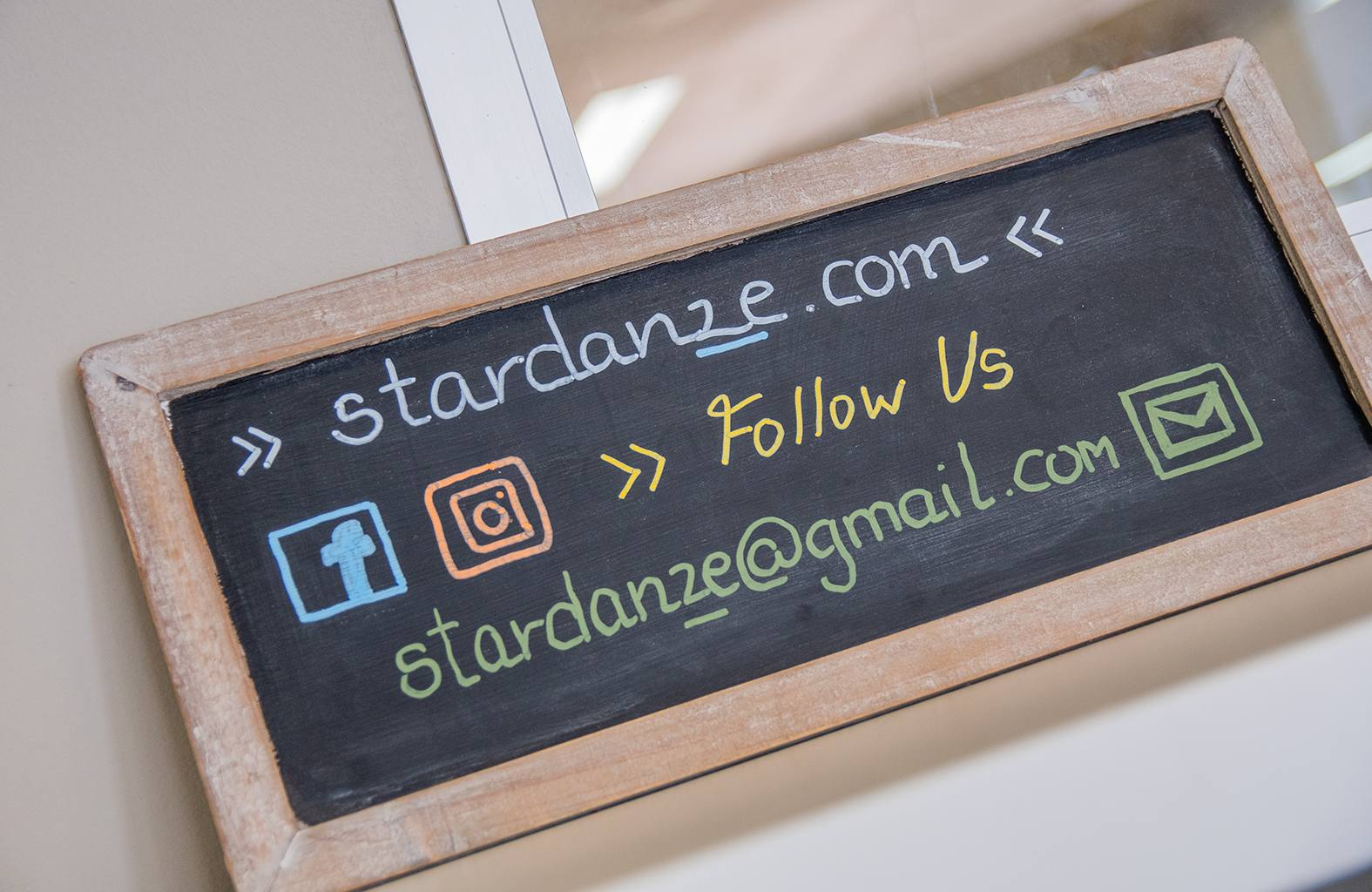 escuela danza jazz - stardanze