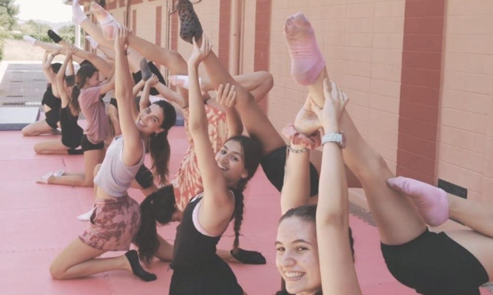 aprender acrobacias - stardanze