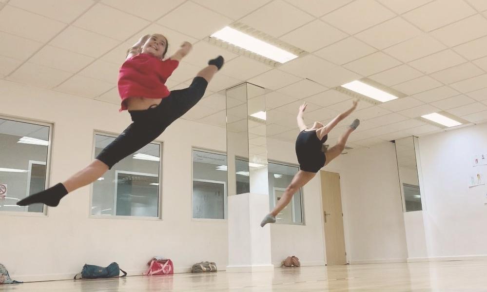 saltos de baile - stardanze